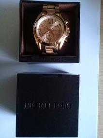 Relógio Feminino Michael Kors Mk5503 Original Caixa Manual.