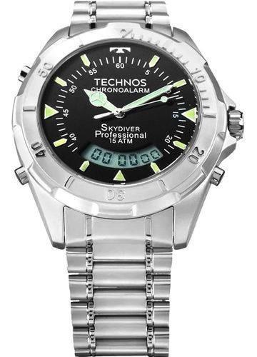 Relógio Masculino Technos T20562/1p Skydiver