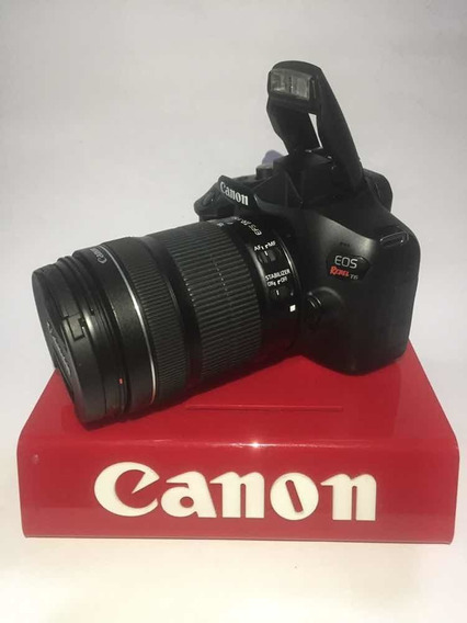 Canon T6 Kit 18-135m+bateria Extra C/wi-fi Video Full Hd+sd