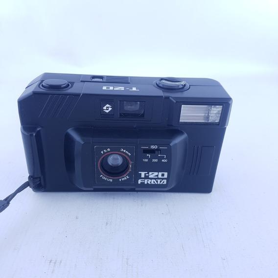 Câmera Fotografica Antiga Frata T-20