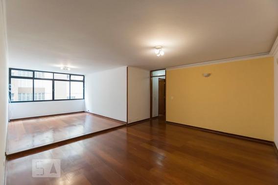 Apartamento Para Aluguel - Vila Mariana, 3 Quartos, 125 - 893002746