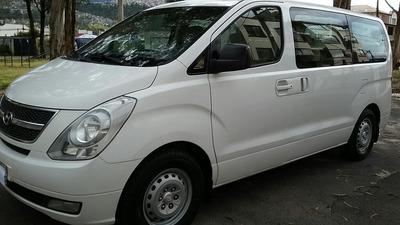 Furgonetas Con Chofer Bilingue Hyundai H1