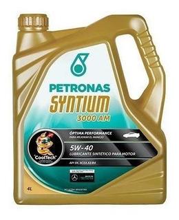 Aceite Syntium 3000 Am Petronas 4 Litros 5w40 Sintetico