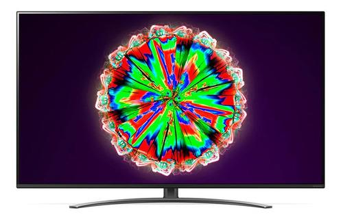 """Imagen 1 de 4 de Smart TV LG AI ThinQ 65NANO81SNA LED 4K 65"""" 100V/240V"""
