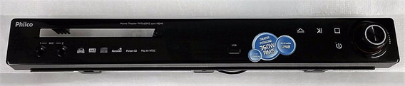 Painel Frontal Montado Home Theater Philco Modelo Pht660n2