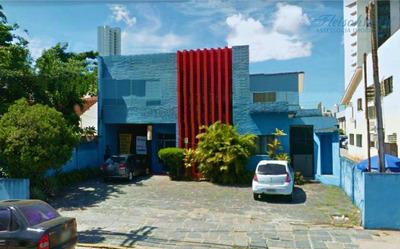 Prédio Comercial À Venda, Casa Forte, Recife - Pr0007. - Pr0007