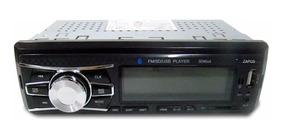 Radio Mp3 Player Som Bluetooth Zapos 4x25 Agile Astra Blazer