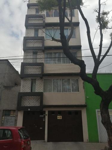 Imagen 1 de 11 de Departamento En Venta Colonia Peralvillo, Del. Cuauhtemoc