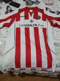Camisa Futebol Inglês Original 3gg Sheffield United