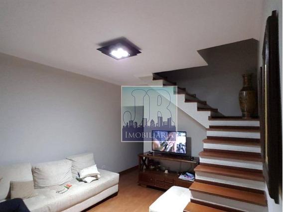 Sobrado Á Venda Ou Permuta 50% Com 3 Dormitórios, 240 M² Por R$ 710.000 - Jardim Silveira - Barueri/sp - So0010