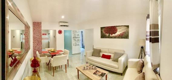 Departamento Nuevo 2 Habitaciones En Venta En Real Amalfi Playa Del Carmen