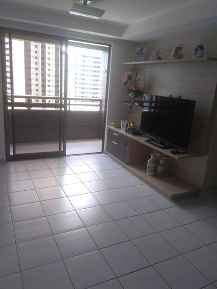 Apartamento Em Rosarinho, Recife/pe De 84m² 3 Quartos Para Locação R$ 1.750,00/mes - Ap396864
