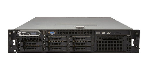 Servidor Dell Poweredge R720 1x Intel Xeon E5-2650 2.0ghz Octa Core 20mb Cache 16gb Ddr3 Ram S/ Hd Garantia + Nf + Frete