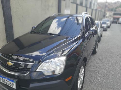 Imagem 1 de 11 de Chevrolet Captiva 2013 2.4 Sport Ecotec 5p