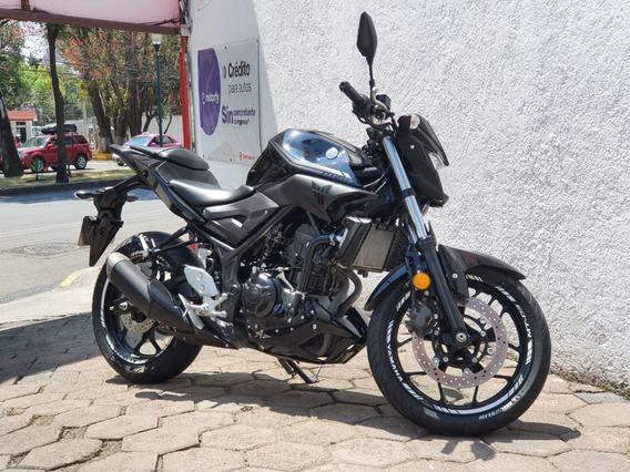 Yamaha Mt03 2018 Factura De Agencia Yamaha Unico Dueño!!