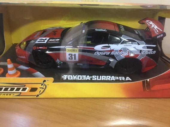 Toyota Supra 1/18 Jada Toys Série Option Drift