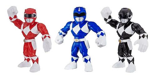 Psk Boneco Power Rangers Com3 Mega Mighties