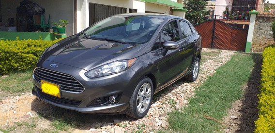 Ford Fiesta Se Full Equipo 2015