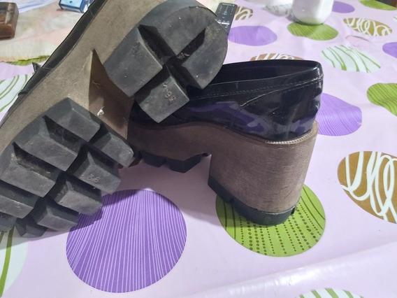 Zapatos Con Plataforma Nazaria