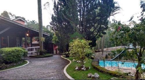 Imagem 1 de 22 de Chácara À Venda, 1000 M² Por R$ 580.000,00 - Jardim Adelina - Itapecerica Da Serra/sp - Ch0004