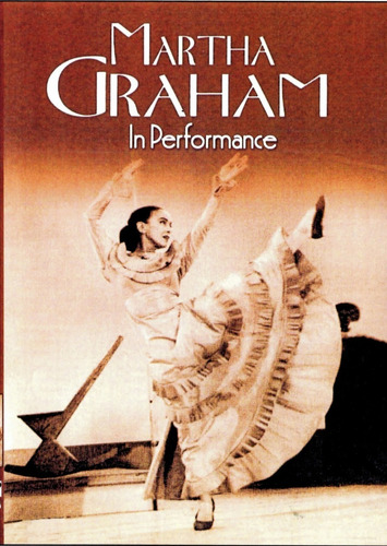 Performance Of Martha Graham