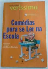 Livro - Comédias Para Se Ler Na Escola