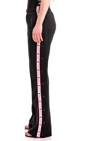 Pantalon Kappa Authentic Jpn Banity K2304i730-k919f Mujer K2
