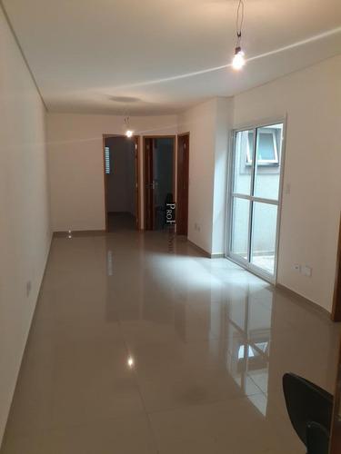 Imagem 1 de 15 de Apartamento Para Venda Em Santo André, Vila Humaitá, 3 Dormitórios, 1 Suíte, 3 Banheiros, 1 Vaga - Reshumdea