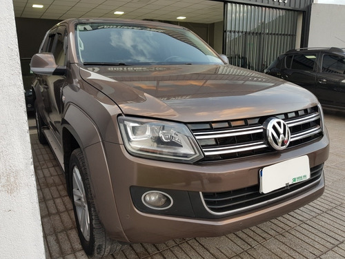Volkswagen Amarok 2.0 Cd Tdi 180cv 4x2 Ultimate At 2016