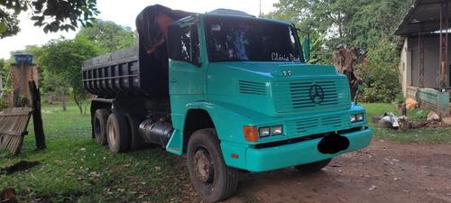 Mercedes-benz 1418 Caçamba  Caminhão Simples