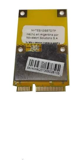Placa Netbook Gob Tda Minipcie Novatech Nvtes10is5tdtp