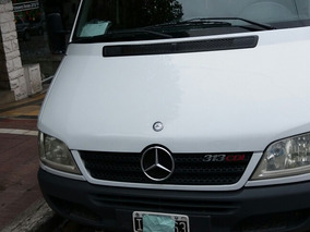 Mercedes-benz Sprinter 2.1 313 3550 Mixto 4+1 S-airbag 2009