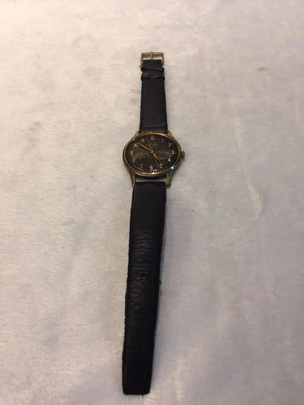 Relógio Pulso Minerva Watch Co Swiss Masculino A Corda