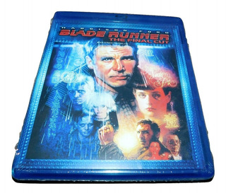 Blade Runner The Final Cut 1982 En Bluray
