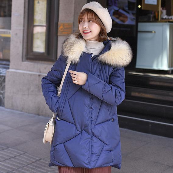 Invierno Versión Coreana De Las Mujeres Abrigo De Algodón