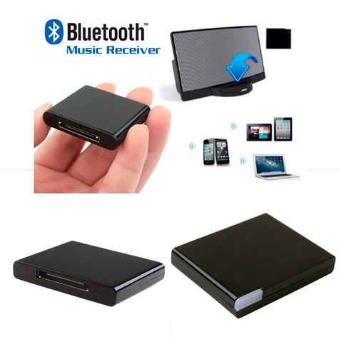 Imagen 1 de 1 de Adaptador Bluetooth 30 Pines Parlantes Tipo Bose Sounddock