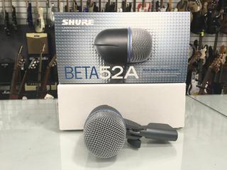 Microfono Shure Beta 52 A Original Nortvision Tucuman