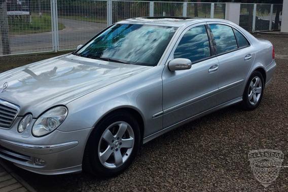 Mercedes-benz E320 Avantgarde 2004/2005 - Baixa Km