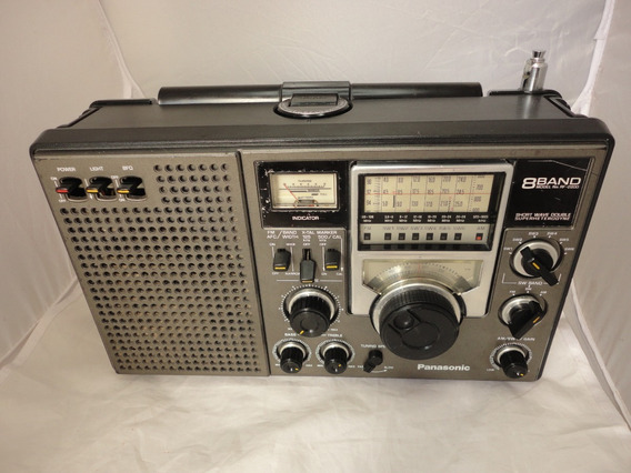 Radio Panasonic Rf2200 National Dr22 Am Fm Oc Rf 2200