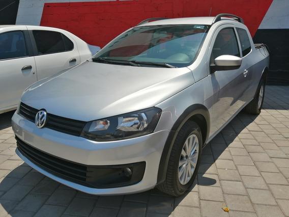 Volkswagen Saveiro 1.6 Trendline Doble Cabina Mt 2015