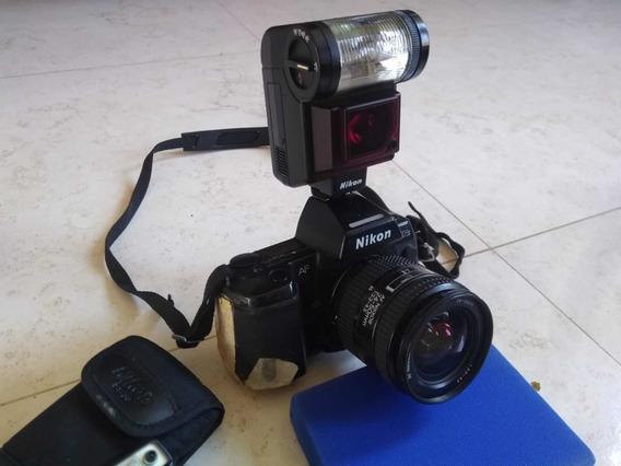 Nikon N8008s - Af - Filme