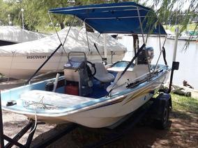 Liquido Lancha D Las Buenas!! Pescadora Completita Y