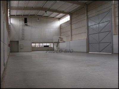 Galpao Em Condominio - Quitauna - Ref: 5695 - L-5695