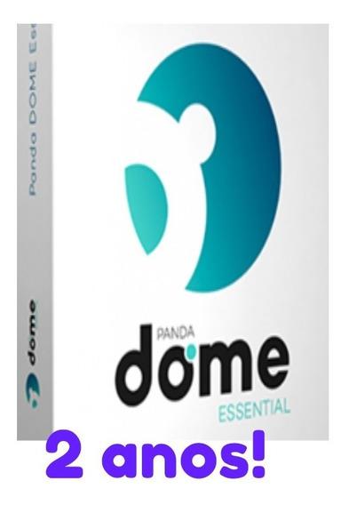 Antivirus Panda Dome Essential, 2 Anos,envio Imediato!