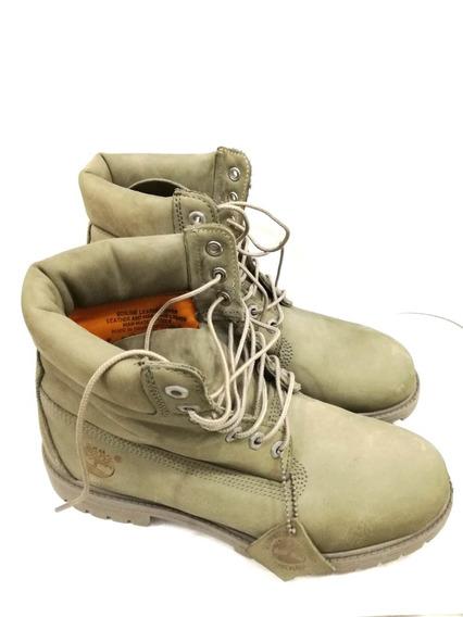 Zapatos Timberland Cuero Originales Hombre Poco Uso