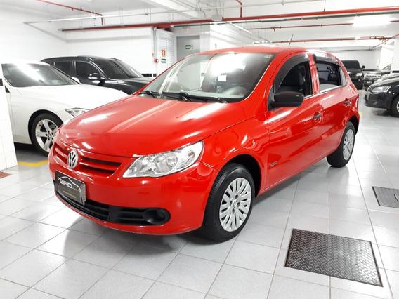 Volkswagen Gol 1.0 G5 2010/2010 Vermelho Único Dono Baixo Km