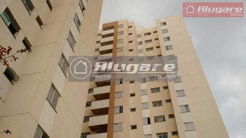Apartamento Com 2 Dormitórios Para Alugar, 57 M² Por R$ 1.150/mês - Jardim São Judas Tadeu - Guarulhos/sp - Ap1134