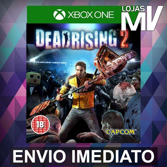 Dead Rising 2 Xbox One Código 25 Dígitos