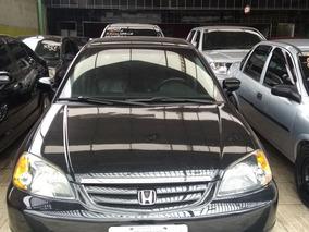 Honda Civic 1.7 Lxl Aut. 2003 Financio Aceito Trocas