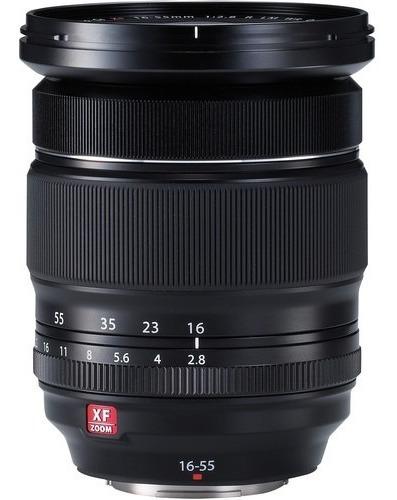 Lente Fujifilm Xf 16-55mm F/2.8 R Lm Wr - Lj. Platinum